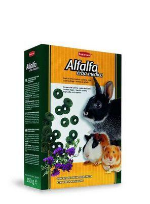 Пълноценна храна за зайци и малки гризачи.